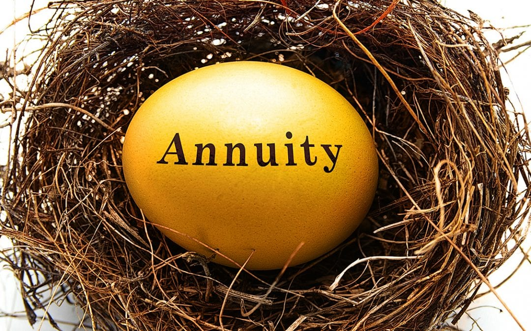 Annuity a guaranteed retirement income