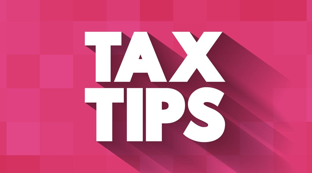 Tips to get you ready for tax time