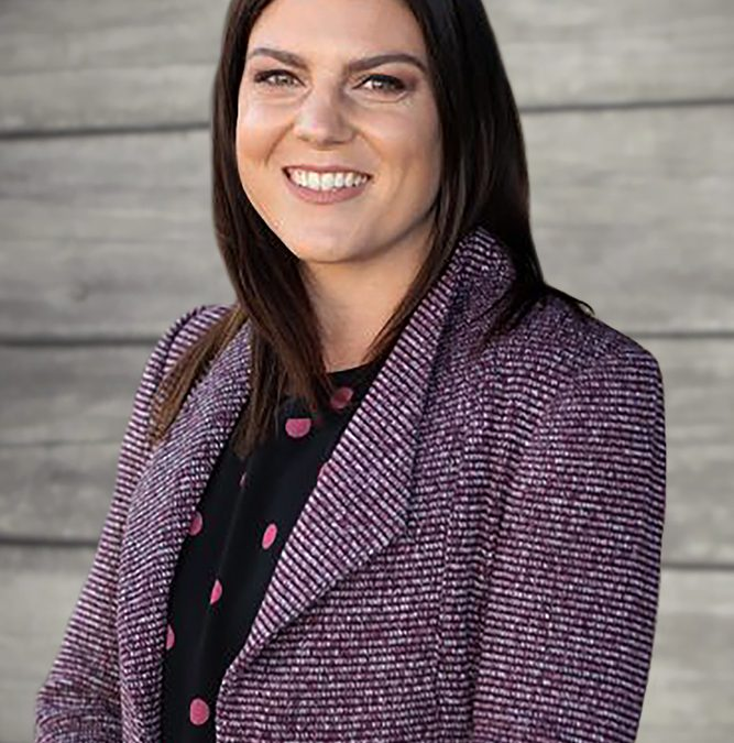 Rachelle Bunting Financial Planning Assistant